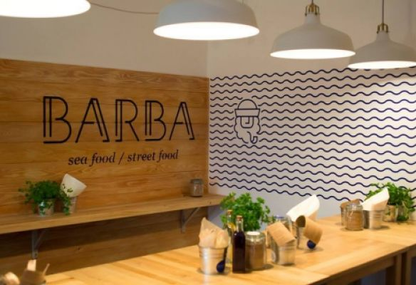 BARBA sea food / street food